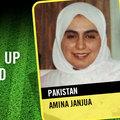 Amina Janjua - Az Emberi Jogi Védelmezők nemzetközi csapatának tagja (PAKISZTÁN)