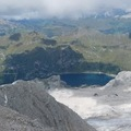 Izgalmak a jég birodalmában - a Marmolada gleccserén