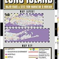 Streetwise Long Island Laminated Regional Road Map Download