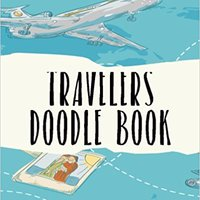 Travelers Doodle Book: Bullet Grid Journal, 8 X 10, 150 Dot Grid Pages (sketchbook, Journal, Doodle) Book Pdf