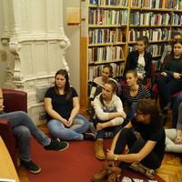Szálinger Balázs közönségtalálkozóról a Heol.hu-n