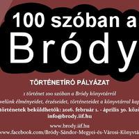 100 szóban a Bródy