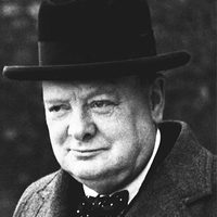 CHURCHILL, Sir Winston Leonard Spencer (1874-1965)