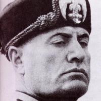 Benito Mussolini (1883 - 1945)