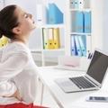5 veszélyes tünet, amit a helytelen ülés okoz