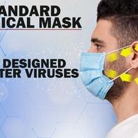 Sebészi maszk helyett ilyen maszkot hordj a vírus ellen