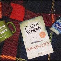 Emelie Schepp: Mementó