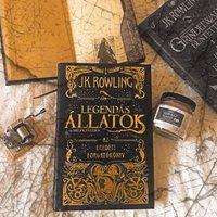 J. K. Rowling: Legendás állatok és megfigyelésük (Legendás állatok 1.)