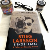 Jan Stocklassa: Stieg Larsson titkos iratai