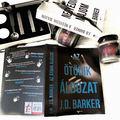 J. D. Barker: Az ötödik áldozat