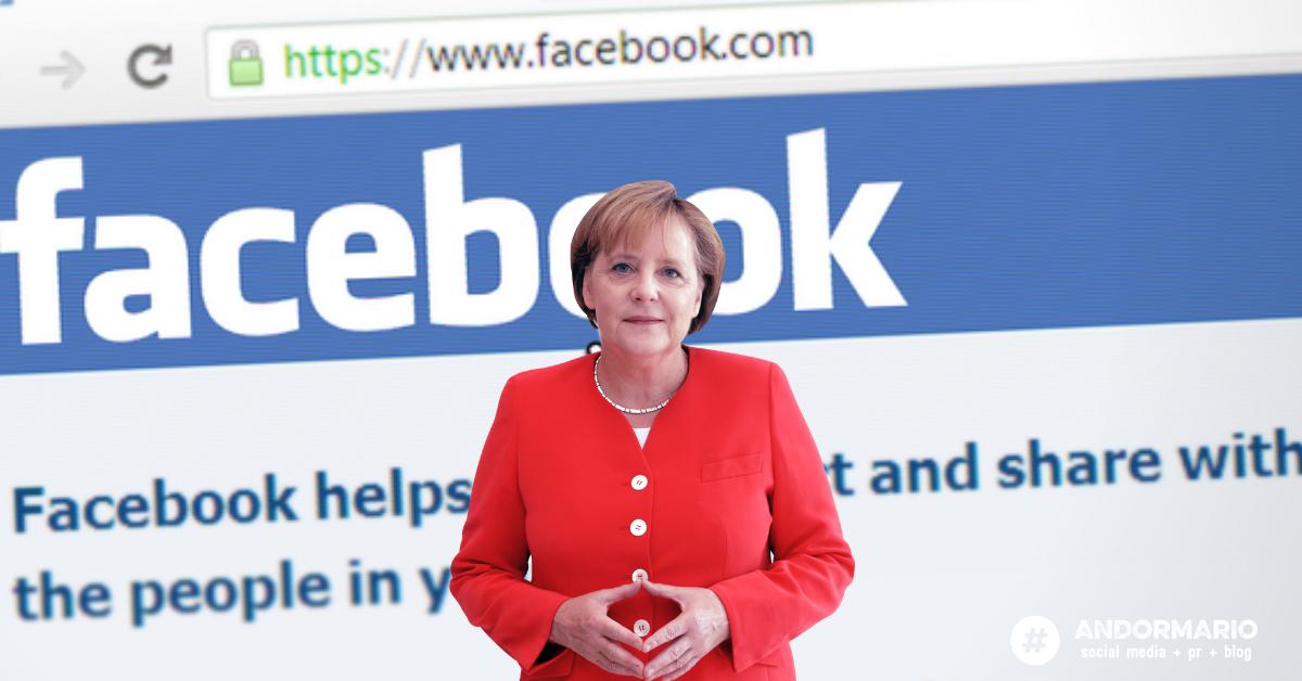 4 ok, amiért Merkel törölhette magát a Facebookról
