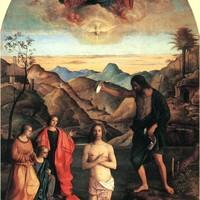 Jézus megkeresztelkedésének ünnepéhez