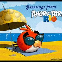 Irány a strand! - Angry Birds RIO trailer