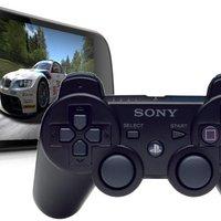 PS3 kontrollerrel, Androidon