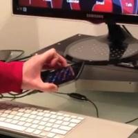 Galaxy Nexus, mint asztali számítógép