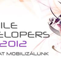 Mobilfejlesztők figyelem: Mobile Developers Day + nyerj jegyet velünk!