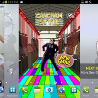 Itt a Gangnam Style app