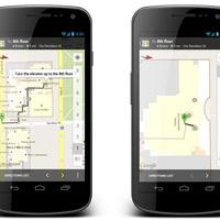 Beltéri navigációval frissül a Google Maps