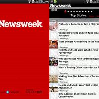 Megjött a Newsweek is Galaxy Tabra