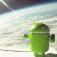 Android az űrben