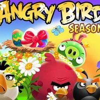 Angry Birds Seasons - itt vannak a húsvéti pályák