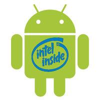 Intel processzoros Androidok jönnek