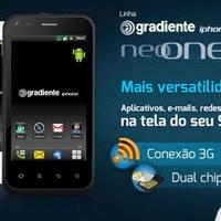 Androidos IPHONE Brazíliában
