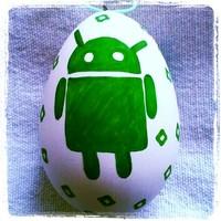 Húsvéti androidfestés