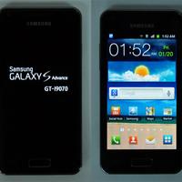 SGS Advanced - Galaxy S másfél