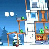 Karácsonyi Angry Birds különkiadás