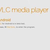 VLC béta Androidon