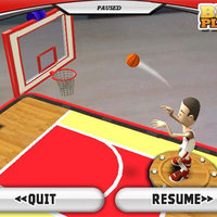 Kosárlabdapálya az íróasztalon