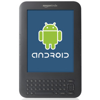 Pletyka: Androidos Kindle?