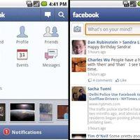 Megújult a hivatalos androidos Facebook  alkalmazás