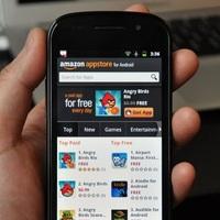 Az Egyesült Államokon kívül is él az Amazon Appstore