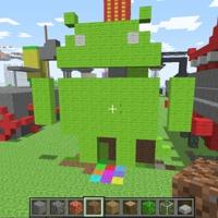 Ilyen a Minecraft tapizva