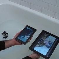 Értelmetlen törésteszt No#43241: Nexus 7 vs iPad 3