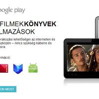 A teljes Google Play Store már itt van a sarkon