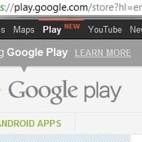 A Google Play a homlokzatra költözött