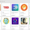 2014. legjobb alkalmazásai - a Google szerint