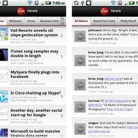 A CNET hírei már Androidon is elérhetőek