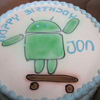 Boldog (egyik) születésnapot, Android!