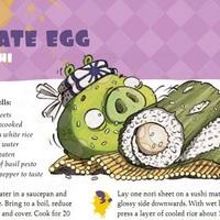 Főzz Angry Birds stílusban