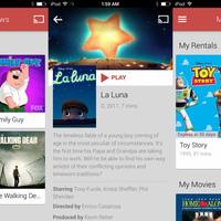 Google Play tartalom fél lábbal az iTunes Store-ban