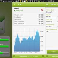 SmartBróker - az OTP értékpapír szolgáltatásai mobilizálva