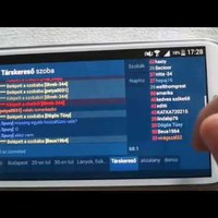 Chat5 Note2 video bemutato