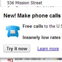 Telefonhívások Gmail-en keresztül?