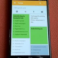 [Tippek-trükkök] Sms-ből bevásárló lista