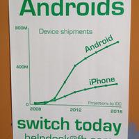 A Facebook Androidra vált