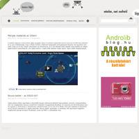 Androlib design verseny - A hetedik nevező